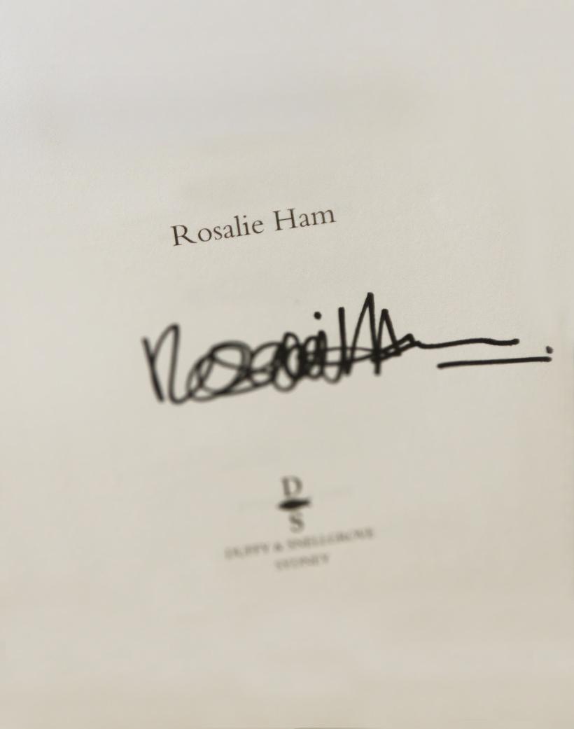 International Bestselling Author Rosalie Ham