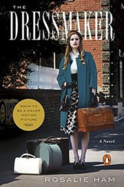 The Dressmaker by Rosalie Ham - UK cover