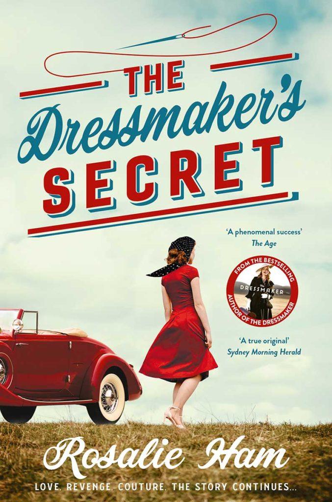 The Dressmaker's Secret novel by Rosalie Ham