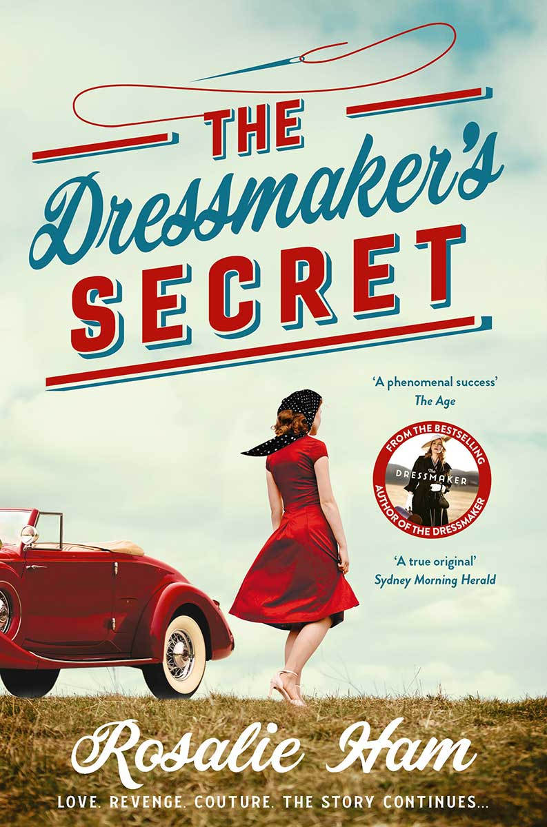 The Dressmaker's Secret novel by Rosalie Ham