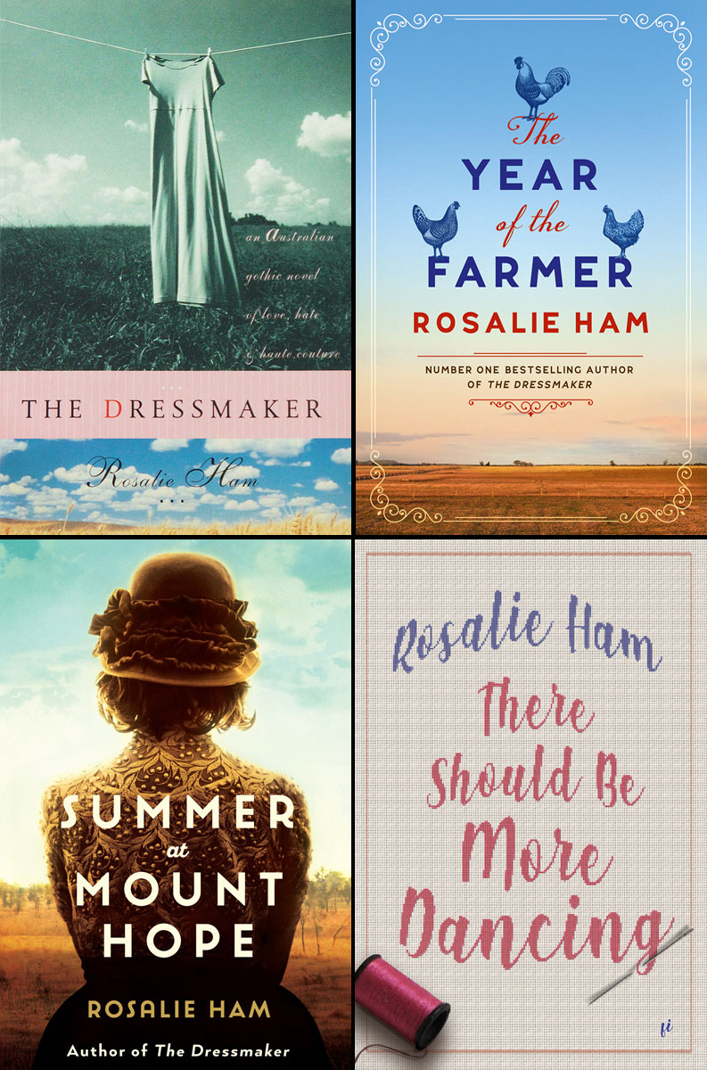 The Dressmaker, The Year of the Farmer, Summer at Mount Hope and There Should be More Dancing